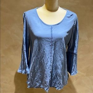 Style and Go blue blouse